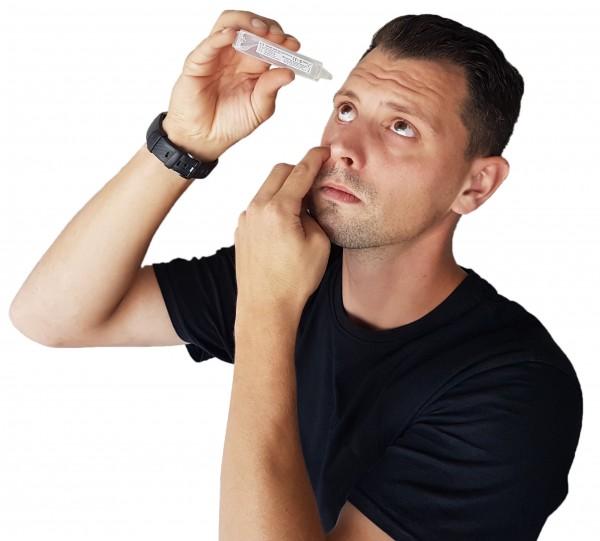 18.034 Augenspülampullen, NaCl. 0,9%, 20 ml