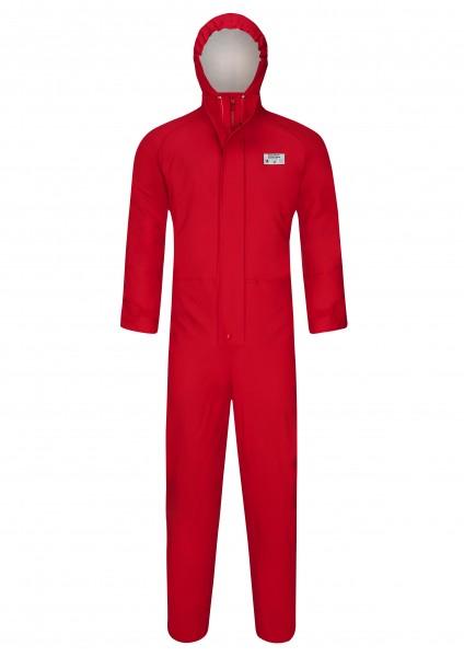 Overall Concept, decontex® Schutzkleidung, rot, flammhemmend, leitfähig