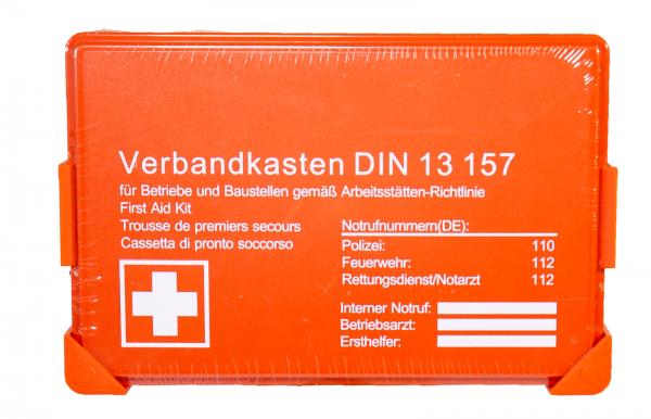 16.042 Betriebsverbandkasten Mini C inkl. DIN 13 157 Füllung