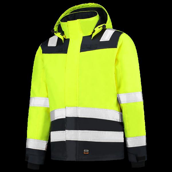 403023 Warnschutz Jacke bicolor
