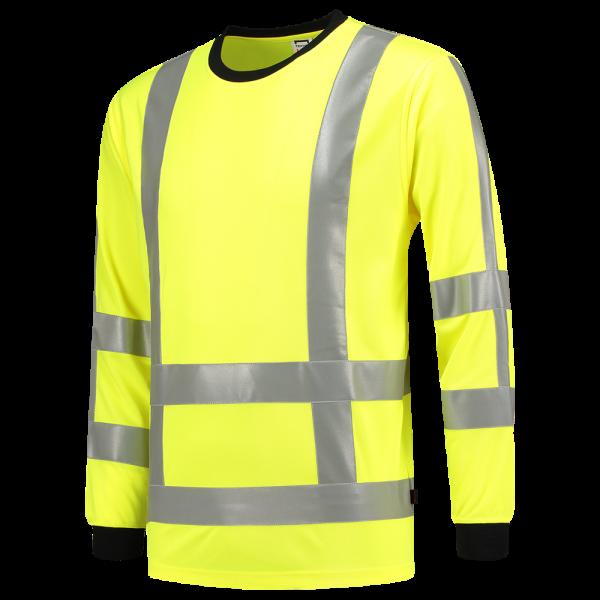 T-Shirt EN ISO 20471 Birdseye langarm 103002