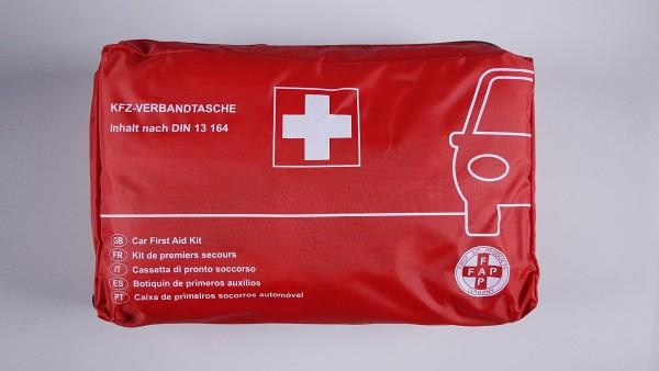 Kfz-Verbandtasche, inkl. Inhalt nach DIN 13 164
