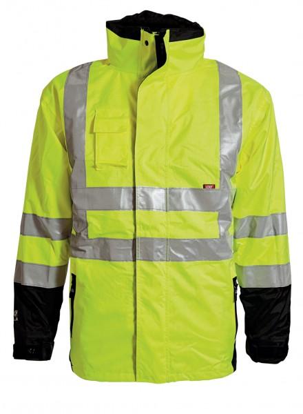 Wetterschutzjacke Visible Xtreme 2-in-1 Jacke, incl Kälteschutzfutter